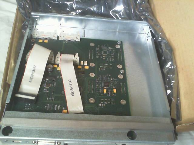 Siemens 6FC5247-0AF22-1AA0 Videolink Transmitter for Sinumerik Panel Front - New