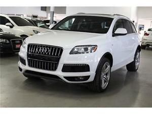 2012 Audi Q7 3.0 S LINE NAVIGATION PANORAMIC ROOF