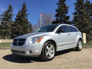 2007 Dodge Caliber, RT-PKG, AUTO, AWD, LOADED, ROOF, ONLY 77KM