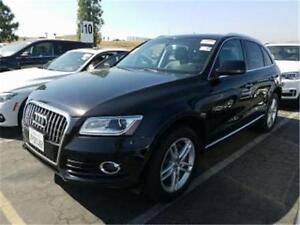 2015 Audi Q5  AWD! ONLY 34,565 MILES!