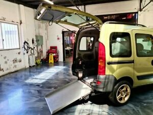 2006 Renault Kangoo F76 MY07 Green 4 Speed Automatic Van Perth Perth City Area Preview
