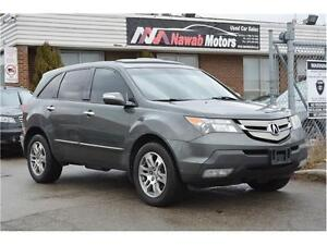 2007 Acura MDX SH-AWD 7 Passenger NO ACCIDENT HISTORY