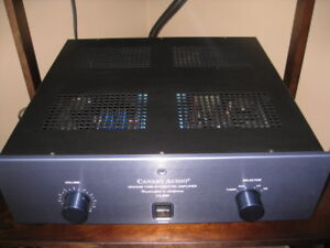Integrated Tube Amplifier- Canary Audio CA 608