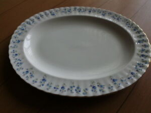 Assiette de service Royal Albert - Memory Lane