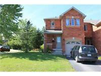 3 bedroom end unit townhouse for rent - SOUTH EAST BARRIE!