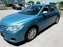 2010 Toyota Camry ACV40R MY10 Altise Blue 5 Speed Automatic Sedan Welshpool Canning Area Preview