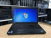Lenovo ThinkPad E520 Core i5-2430M 2.40GHz 4GB Ram 250GB HDD Win 7 Laptop