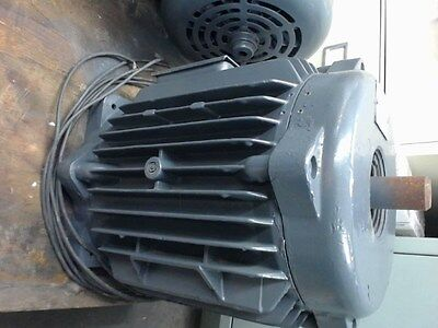 5 Hp Volts 3480 Rpm 2p 3 Phase 60 Hz 71106 Ac Motor
