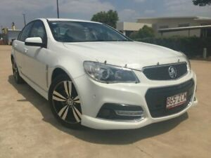 2015 Holden Commodore VF MY15 SV6 Storm White 6 Speed Manual Sedan Garbutt Townsville City Preview