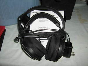 SONY wireless headset for stereo or tv
