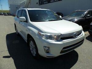 2012 Toyota Highlander Hybrid Limited | Navigation | 7 Passenger