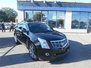 CADILAC SRX SRX4 AWD 2.8T 2010 PREMIUM COLLECTION **NAVIGATION*