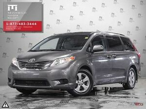 2016 Toyota Sienna LE 8-passenger Front-wheel Drive (FWD)