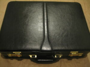 business travelling case, brand new leather material, 17.5x13x4