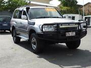 2003 Toyota Landcruiser UZJ100R GXL Grey 5 Speed Automatic Wagon Moorooka Brisbane South West Preview