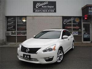 2013 Nissan Altima 2.5 SL TECH SEDAN **CERTIFIED**NO ACCIDENTS**