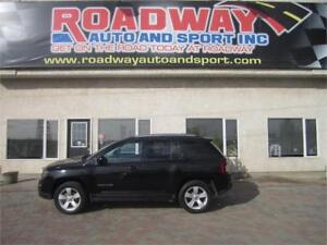 2015 Jeep Compass North  4x4   PST Paid!