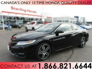 2017 Honda Accord TOURING COUPE | PROTECTION PKG. | 1 OWNER