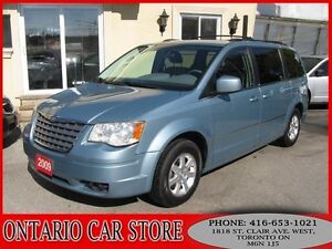 2009 Chrysler Town and Country Touring LEATHER DUAL TV DVD
