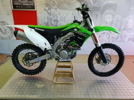 2015 Kawasaki KX450F 450CC Motocross 449cc Moorooka Brisbane South West Preview