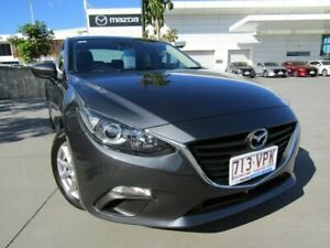2015 Mazda 3 BM5276 Neo SKYACTIV-MT Grey 6 Speed Manual Sedan