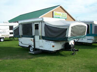 2005 & 1997 Tent trailers for rent