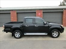 2010 Mazda BT-50 09 Upgrade Boss B3000 DX (4x4) Black 5 Speed Manual Holden Hill Tea Tree Gully Area Preview