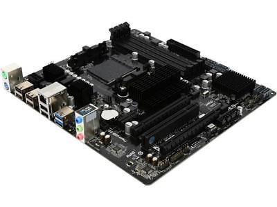 ASRock 970M Pro3 AM3+/AM3 AMD 970 + AMD SB950 6 x SATA 6Gb/s USB 3.0 Micro ATX A