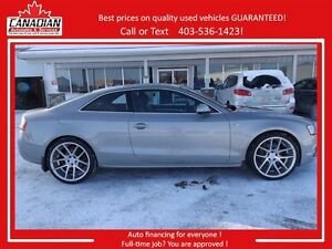 2010 Audi A5 2.0L S Line 2 set of RIMS REDUCED! STAMPEDE SALE!