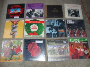 Jazz, Blues, Rock, Soul, Pop, Metal, Vinyl LP Records   for sale