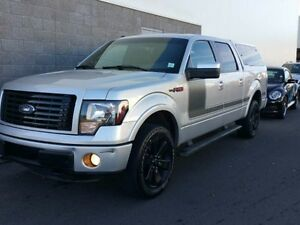2012 Ford F-150 FX4 Supercrew SWB 4WD