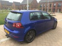 Volkswagen Golf R32 DSG 1 year mot May swap px