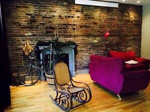 Belle chambre dans un charmant appartement - Plateau
