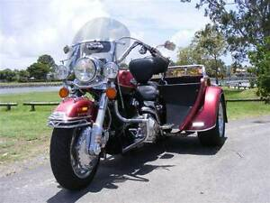 1999 HARLEY DAVIDSON ROAD KING CLASSIC TRIKE Drewvale Brisbane South West Preview