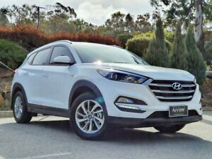 2017 Hyundai Tucson TLe MY17 Active 2WD White 6 Speed Sports Automatic Wagon Littlehampton Mount Barker Area Preview