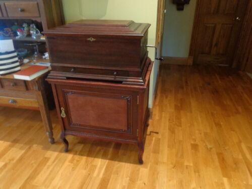 Stella Music Box and Storage Cabinet