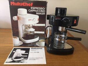 MultiChef Expresso / Cappuccino Maker