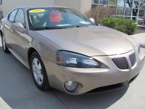 2006 Gold Pontiac Grand Prix- Fully certified and E-tested