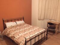 Large Double Room, All Bills included! New House two rooms available!