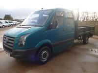 Volkswagen Crafter 2.5TDi ( 109PS ) LWB CR35