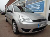 Ford Fiesta 1.25 2005 Style Climate Full S/H Low miles 53k P/X Swap
