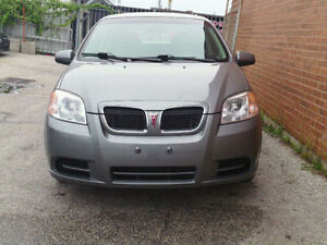 2008 Pontiac Wave Sedan PRICED TO GO ASAP!!!