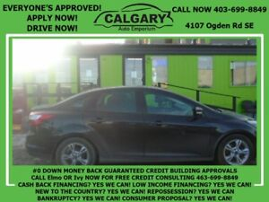 2014 Ford Focus SE * $99 DOWN EVERYONE APPROVED*