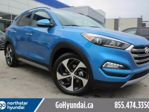 2017 Hyundai Tucson 1.6 TURBO LEATHER PANOROOF BACKUP CAM