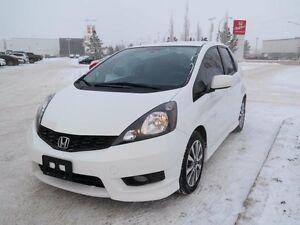 2013 Honda Fit SPORT, 5SPEED, AC, CRUISE