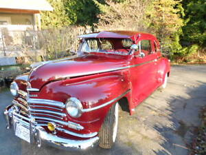 S tuning 1948 Plymouth  Deluxe Special