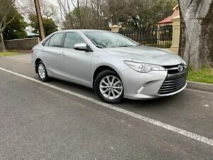 2017 Toyota Camry AVV50R Altise Silver 1 Speed Constant Variable Sedan Hybrid Hawthorn Mitcham Area Preview