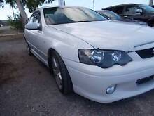 2003 Ford Falcon XR6 Sedan Mount Louisa Townsville City Preview