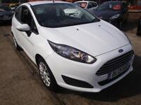 13 FORD FIESTA 1.25 ( 60ps ) STYLE 3 DOOR £30 A YEAR ROAD TAX
