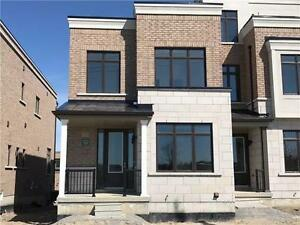 Brand New 4 Bedroom End-Unit Townhouse in Aurora